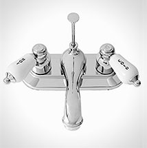 Faucet repair and faucet installation by Benjamin Franklin Plumbing College Station.